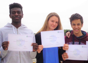 Success for Year 13 Biologists in British Biology Olympiad