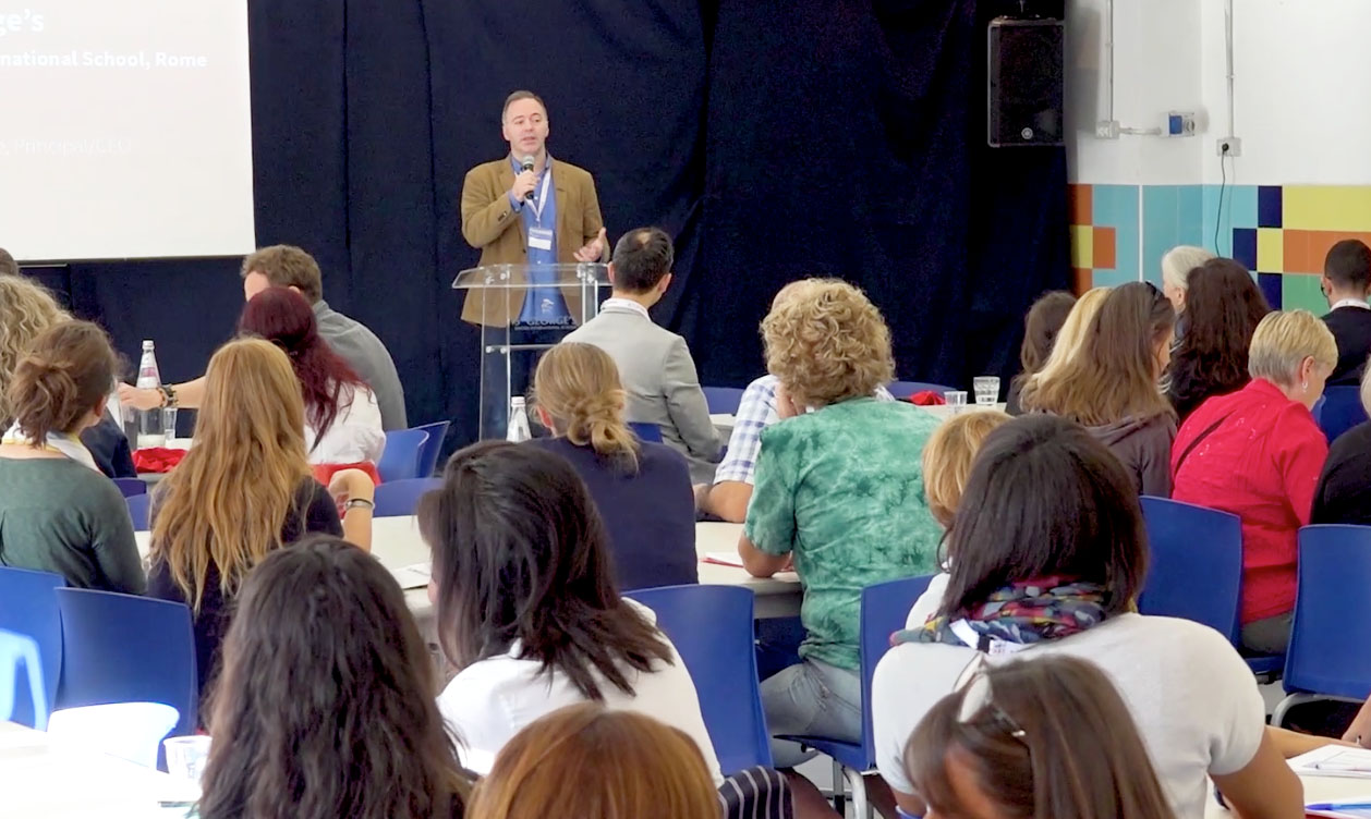 Educators gather for groundbreaking researchED conference